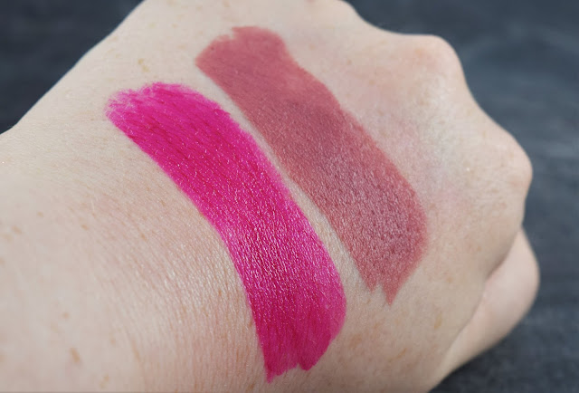 Vice Lipstick Swatches