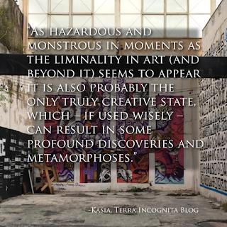 Liminality in Art - Kasia, Terra Icognita Blog - Exploring Human Creativity
