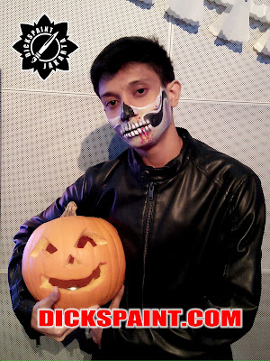 face painting halloween jakarta