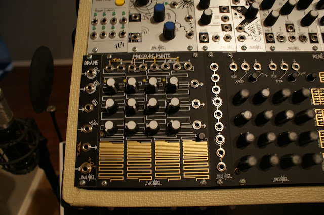 matrixsynth make noise shared system modular synthesizer. Black Bedroom Furniture Sets. Home Design Ideas