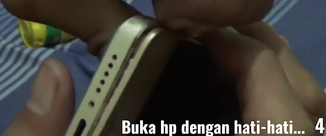 Cara Mengatasi HP Xiaomi Mati Total Baterai Tanam Non-removable