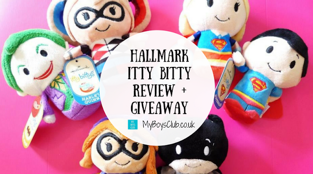 Hallmark Itty Bitty Review + Giveaway