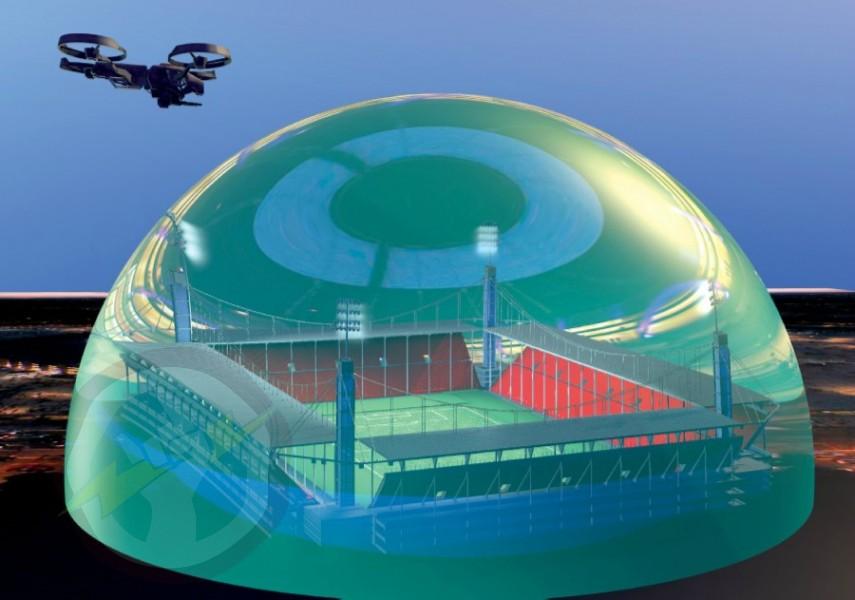 Exército usará bloqueador de drones para Jogos Olímpicos Rio 2016.