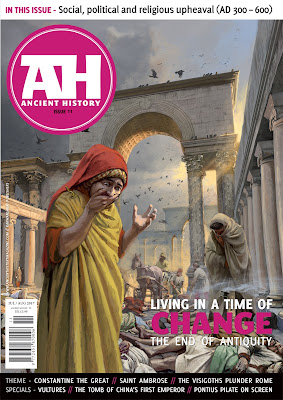 Ancient History Magazine 11, Jul-Aug 2017