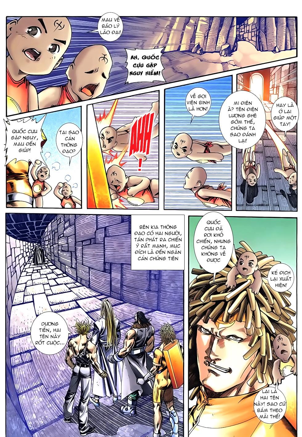 Bát Tiên Đạo chap 83 - Trang 16