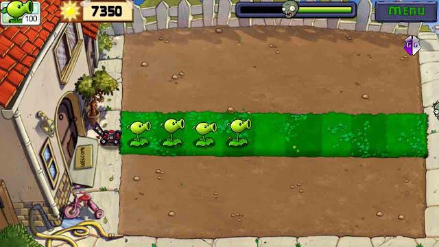cheat plant vs zombie unlimited sun