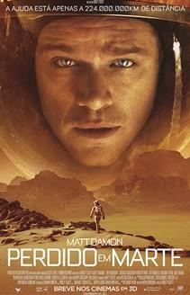 Perdido em Marte BDRip Dublado