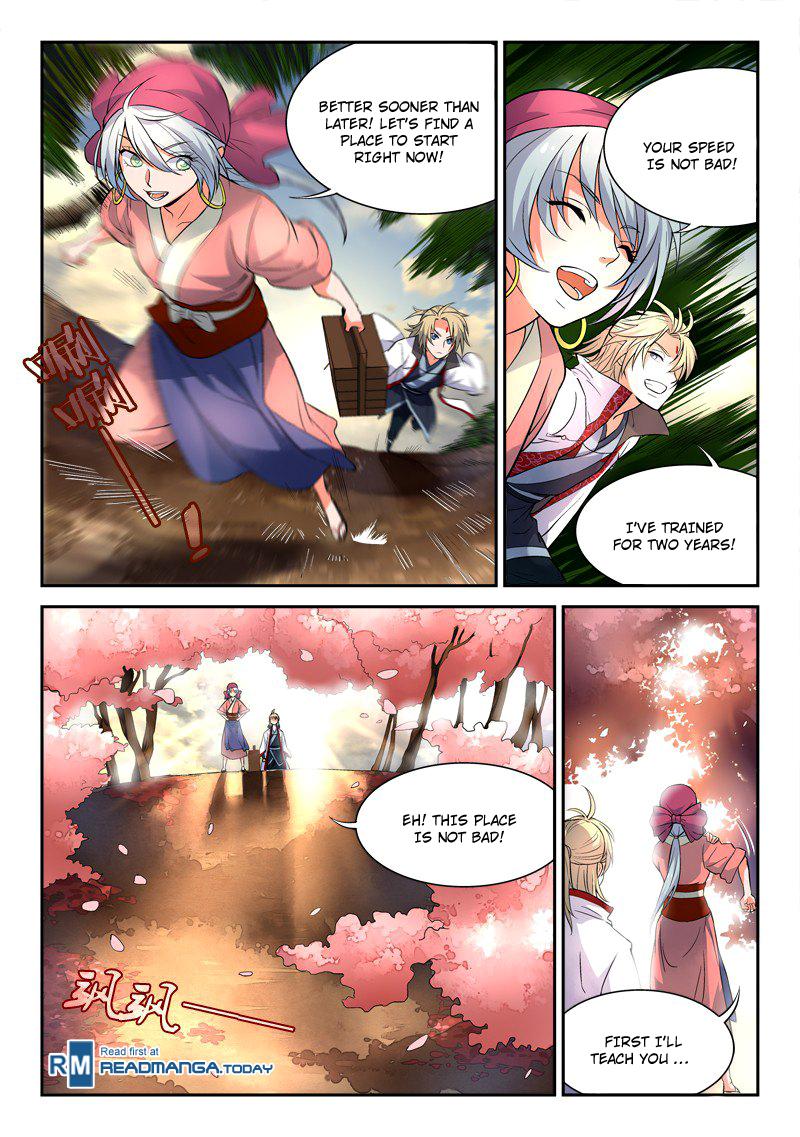 Spirit Blade Mountain - Chapter 31