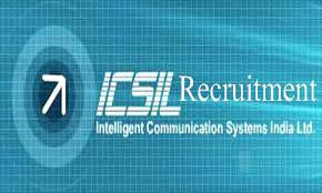 ICSIL Recruitment
