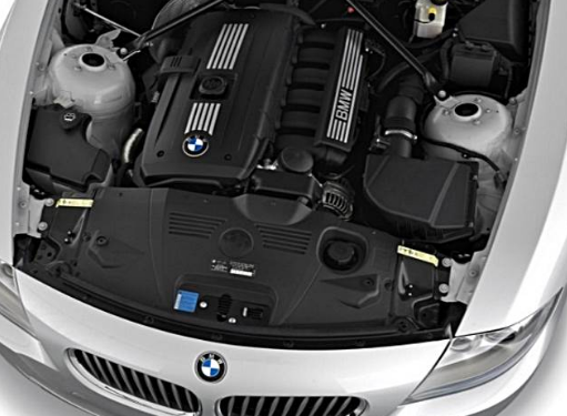 2017 BMW i8S Engine