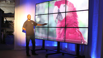 videowall, video wall, hd video, hd videowall, hd videowalls