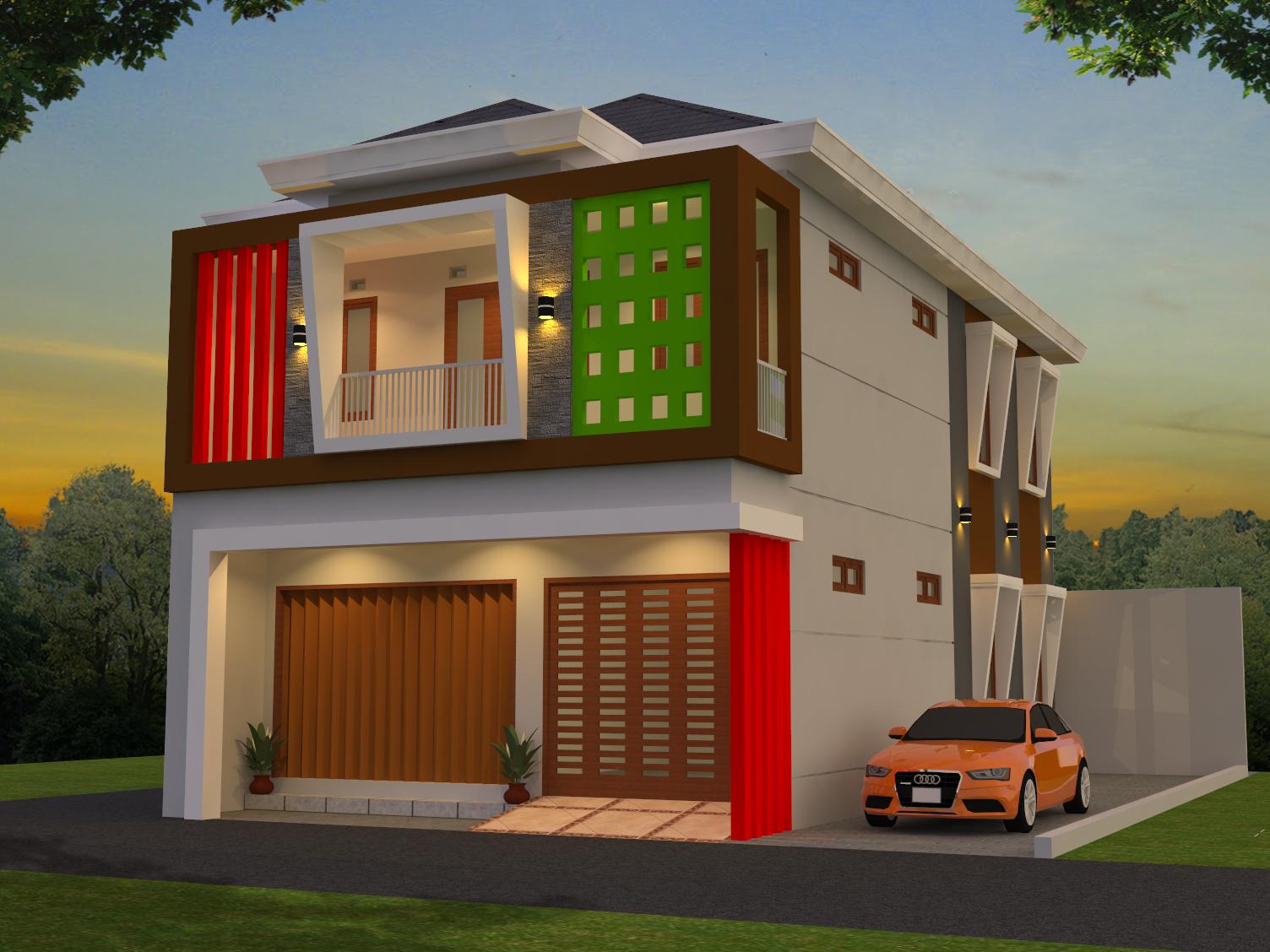 410 Koleksi Konsep Rumah Dan Toko Gratis Terbaru