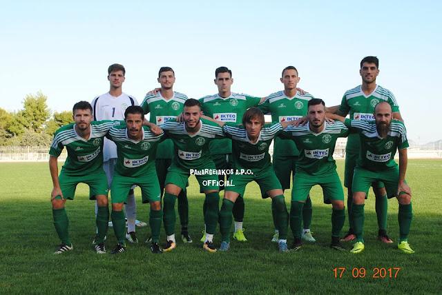 Στο 92΄ με γκολ του Καλογεράκη 1-1 ο Παναργειακός στον Αιολικό