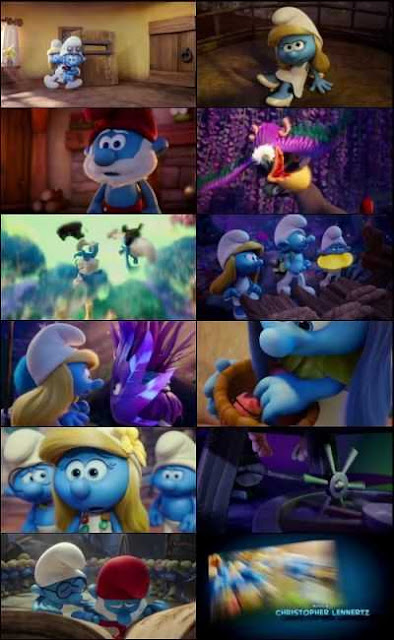 Smurfs The Lost Village Download in hindi