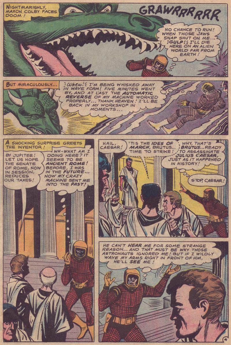 Strange Adventures (1950) issue 204 - Page 7