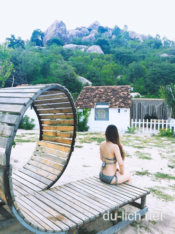 Kinh nghiệm, chi phí du lịch Sao Biển, đảo Bình Lập - Nha Trang