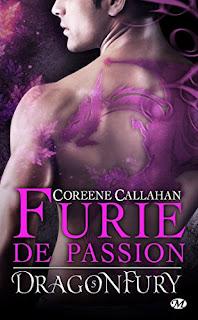Furie De Passion: Dragonfury, T5 PDF