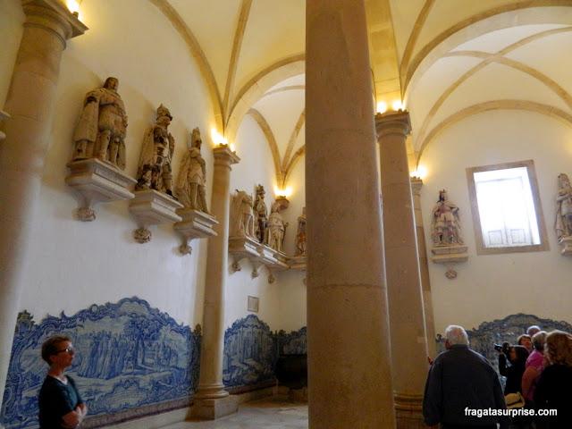 Sala dos Reis, Mosteiro de Alcobaça