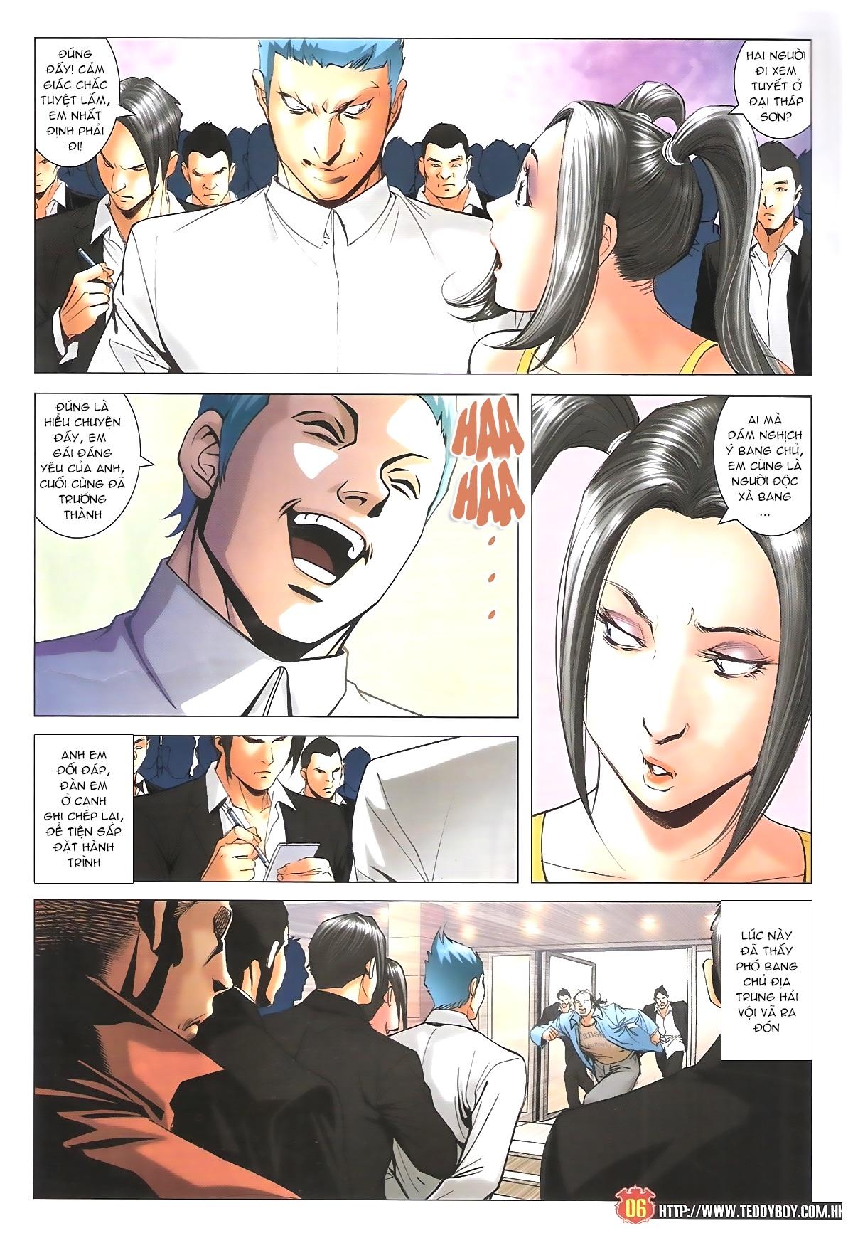 Người Trong Giang Hồ - Chapter 1612: Thần nhân tương ngộ - Pic 4