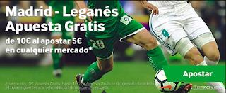 betway Apuesta 5 y llevate 10 Real Madrid vs Leganes 1 septiembre