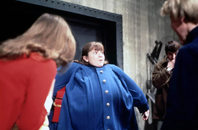 Willy Wonka Star Denise Nickerson Suffers Serious Stroke Leaving Her in the ICU