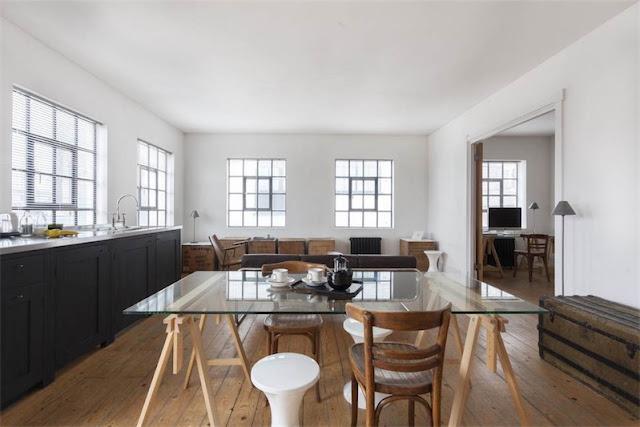 loft londinense desenfadadamente urbano y de inspiración industrial chicanddeco
