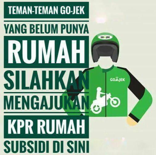 Rumah Murah Bekasi 2017-2018 Perumahan Subsidi Khusus Driver Gojek Online