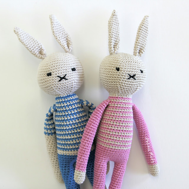 Lilly Ashton ?: 4 Cute Amigurumi Animals & Free Patterns