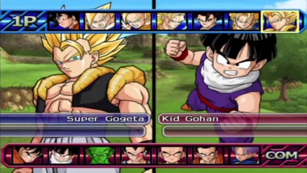 Dragon Ball Z: Budokai Tenkaichi 3 (USA) PS2 ISO Screenshots #2