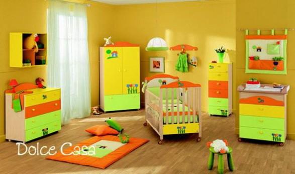 2d8befa1c Ahora echemos un vistazo junto con algunas propuestas de Muebles para una  Habitación Infantil con mucho Color: