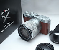 Jual Mirrorless Fujifilm X-M1 Bekas