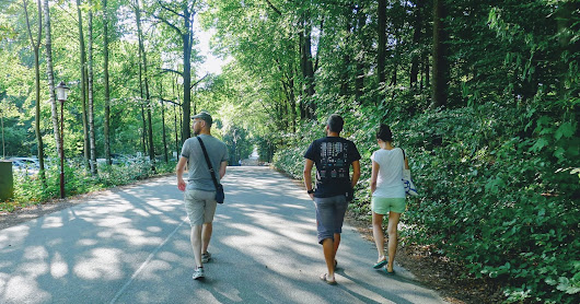 Walking in the Free State of Saxony - day six