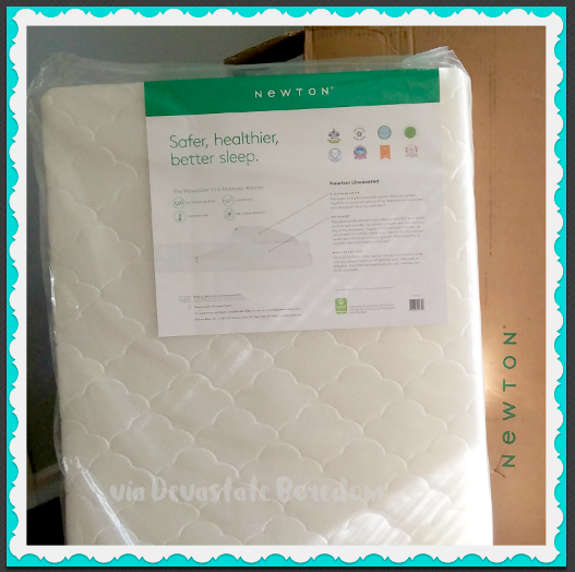 A Review - with video! - of the Newton Baby Crib Mattress- Non-Toxic, Breathable, Innovative Magic! Raman Noodle Design = Ultimate Breathability! Healthy, comfortable, and flame retardant free! A great affordable alternative to organic mattresses.  Green, eco-friendly and recyclable too! via Devastate Boredom