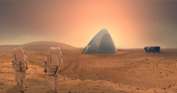 55 Fakta Menarik Tentang Planet Mars