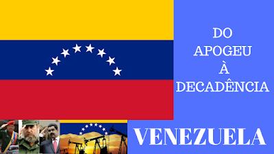 venezuela apogeu a decadencia