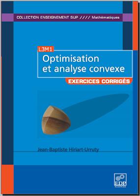 Télécharger Livre Gratuit  Exercices et problèmes corrigés - Optimisation et analyse convexe pdf