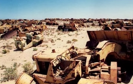 6 Kawasan Perkuburan Aneh Bukan Untuk Manusia