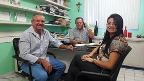 Prefeito de Baraúna faz recadastramento no TCE-PB