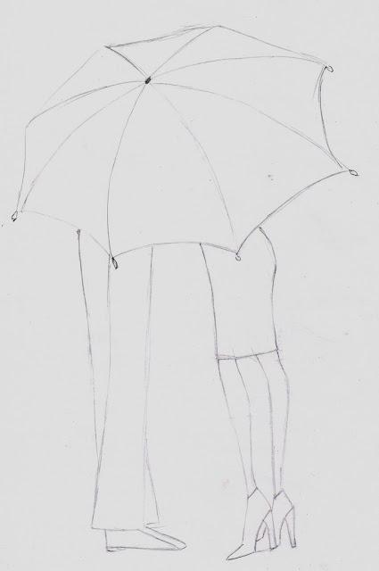 Эвелина Васильева. Под зонтом