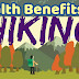11 Health Benefits of Hiking - [Whiteboard Animation Video Infographic]
