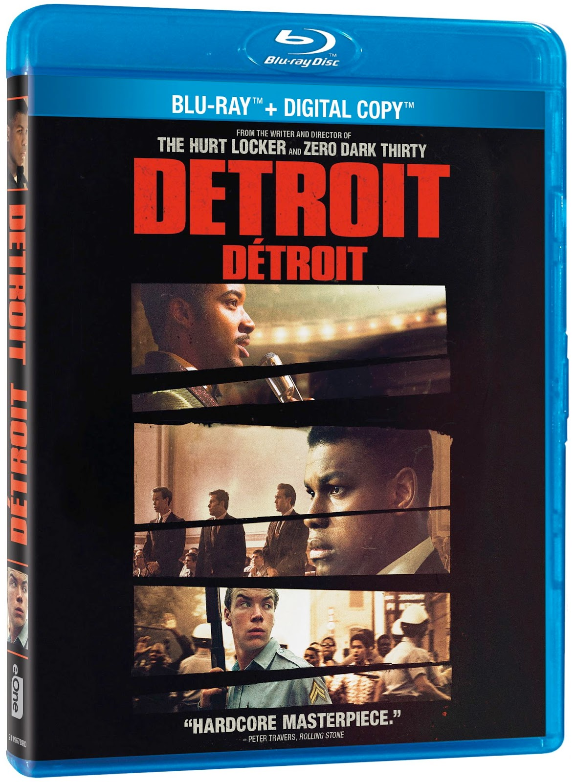 The Reel Roundup | Everything Movies & More: Win 'Detroit' on Blu-ray