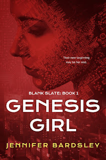 Genesis Girl - Jennifer Bardsley [kindle] [mobi]