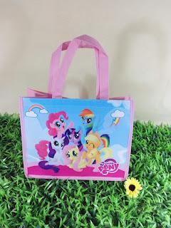 tas ulang tahun little pony