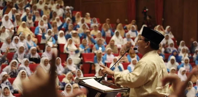 Janji Prabowo, Tarif Dasar Listrik Turun 18 Bulan Setelah Dilantik