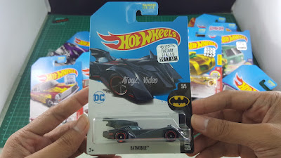 Hot Wheels Super Treasure Hunt Batmobile