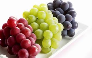 Buah Anggur dan Manfaatnya Bagi Kesehatan Tubuh
