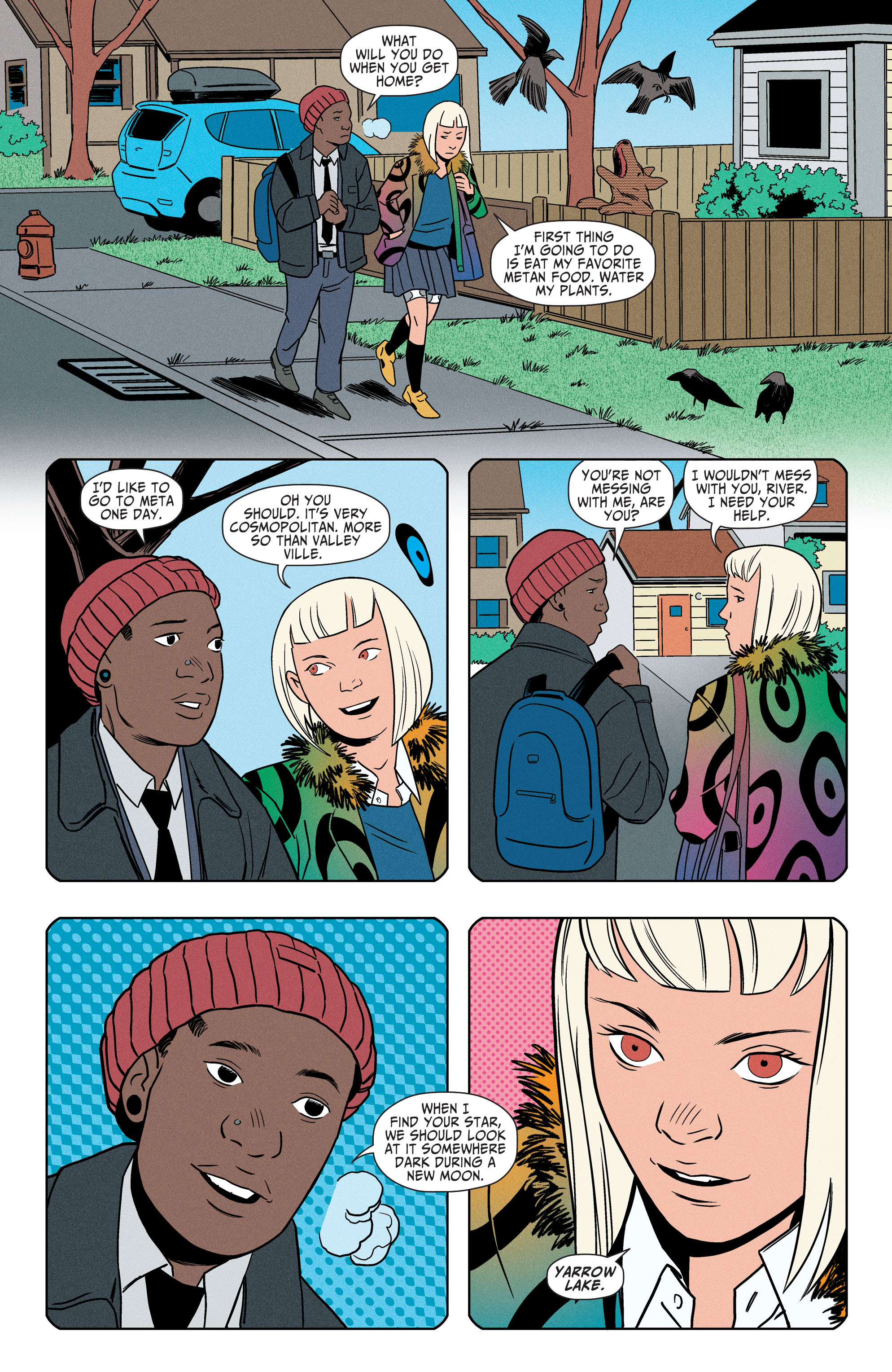 Read online Shade, the Changing Girl comic -  Issue #4 - 15