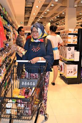 Grand Opening Hero Lagoon Avenue Bekasi, Memberikan Kenyaman Berbelanja