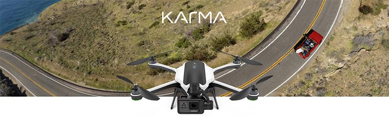 The Karma Drone
