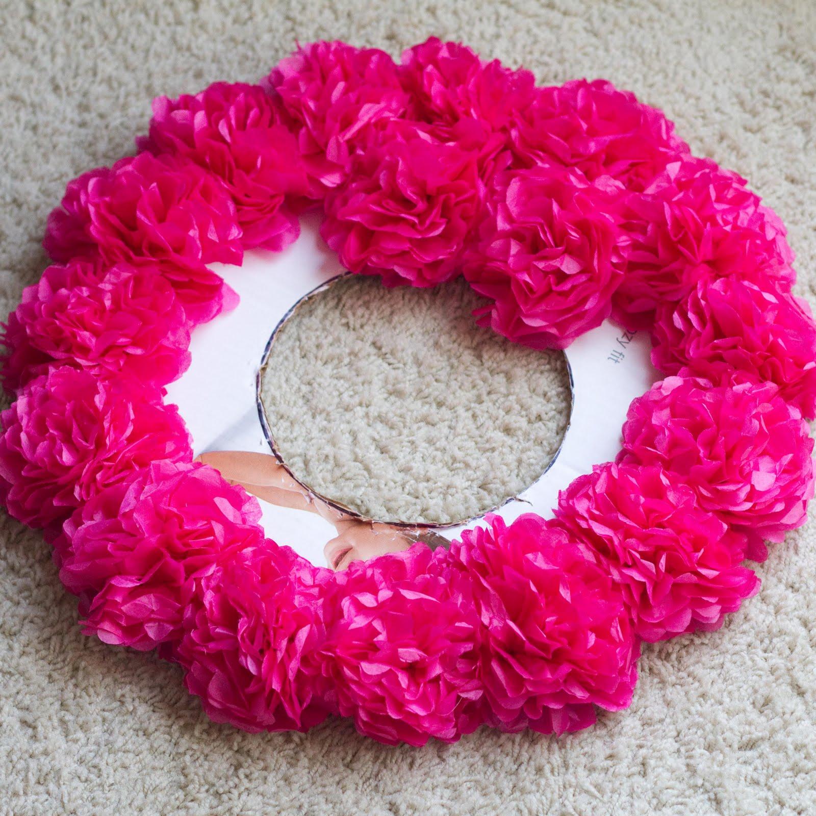 Valentine Wreath {DIY}